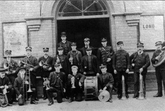 1890 salvation army burton on trent